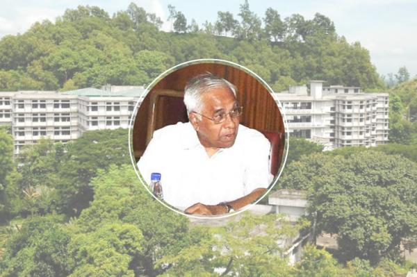 চবির সাবেক উপাচার্য হলেন জাতীয় অধ্যাপক