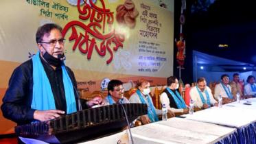 সব জেলায় পিঠা উৎসব করবে সরকার: সংস্কৃতি প্রতিমন্ত্রী