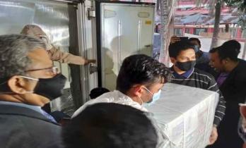 চট্টগ্রাম পেল আরও ৯০ হাজার ডোজ টিকা