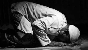 মসজিদে সিজদারত অবস্থায় ইমামের মৃত্যু