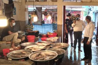 রাঙামাটিতে ভোক্তার অভিযানে ৭ প্রতিষ্ঠানকে জরিমানা