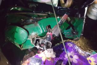 রাঙ্গুনিয়ায় ট্রাক-সিএনজি মুখোমখি সংঘর্ষে ৮ আহত