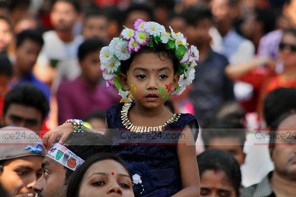 বাংলা নববর্ষ উদযাপনও ভার্চুয়াল প্ল্যাটফর্মে