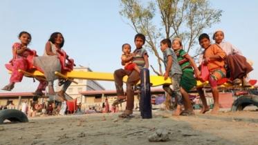 Cvoice24.com এর ক্যামেরায় ভাসানচরে রোহিঙ্গাদের দিনলিপি