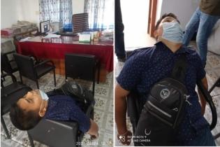 বাঘাইছড়ির সরকারি অফিসে ইউপি সদস্যকে গুলি করে হত্যা