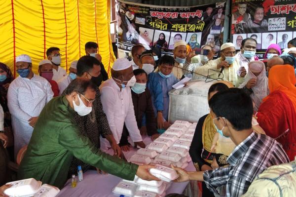 দেশেই করোনার টিকা তৈরির প্রস্তুতি নিচ্ছে সরকার : আ জ ম নাছির