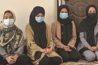 তালেবানের আফগানে স্বপ্নভঙ্গ নারী খেলোয়াড়দের