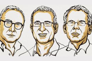 অর্থনীতিতে নোবেল পেলেন তিনজন