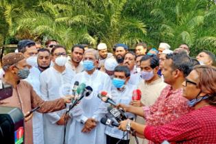 সাম্প্রদায়িক হামলায় সরকার মদদের অভিযোগ ফখরুলের