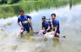 ভাটিয়ারীতে লেকে ডুবে মাছ শিকারীর মৃত্যু