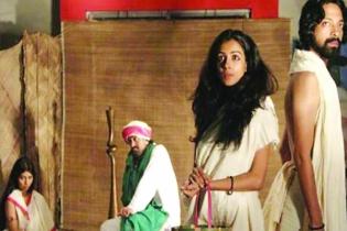 চট্টগ্রামে পর্দা উঠলো 'চন্দ্রাবতীর কথা'র
