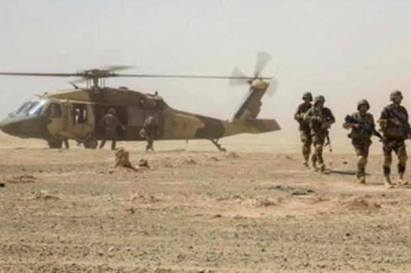 আফগানিস্তানে ২৮৪ তালেবান নিহত